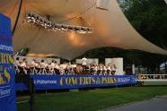 New York Philharmonic on the Great Lawn