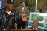 Dr. Ronald McNair Playground Dedication