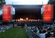 The Metropolitan Opera Performs Faust in Central Park
