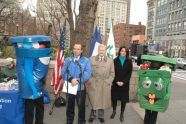 Announcement of a Recycling Pilot Program