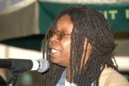 Whoopi reads her poem