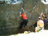 Central Park Rock Climbers