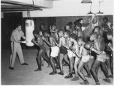 Boxing Children