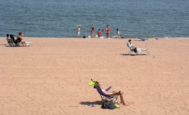 History Of The Beaches In New York City Parks