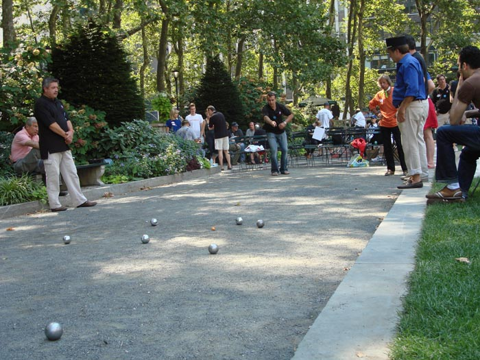 history of bowling boules and bocce in parks nyc parks. Black Bedroom Furniture Sets. Home Design Ideas