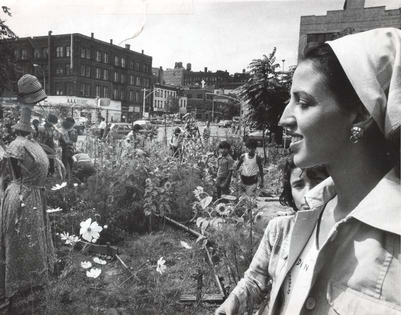 History of the Community Garden Movement : NYC Parks