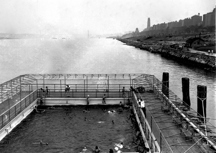 History Of Parks 39 Swimming Pools Nyc Parks