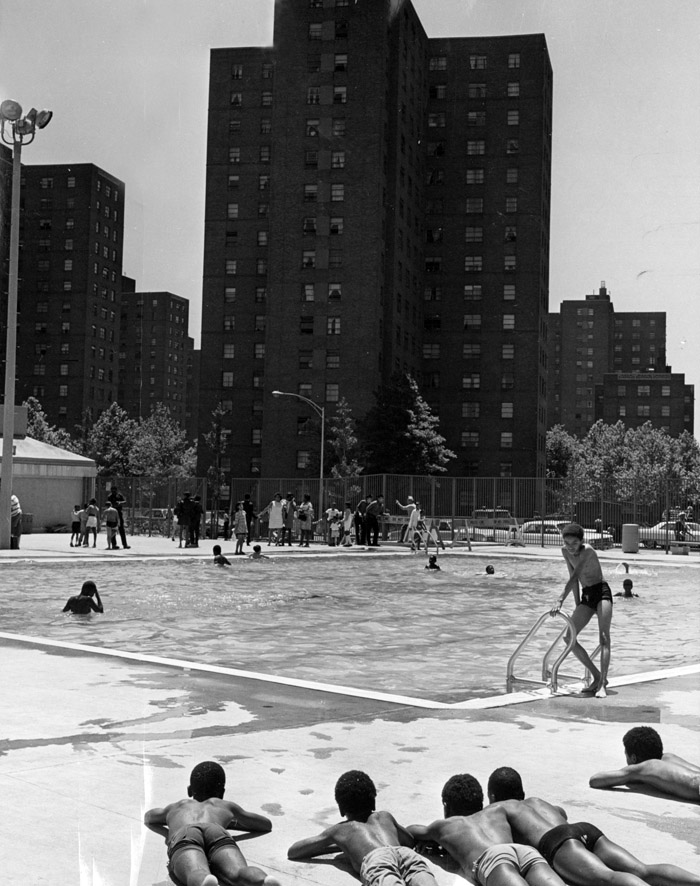 History Of Parks Swimming Pools Nyc Parks