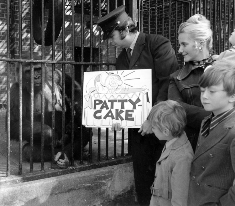 Central Park People: History Of Zoos In Parks : NYC Parks