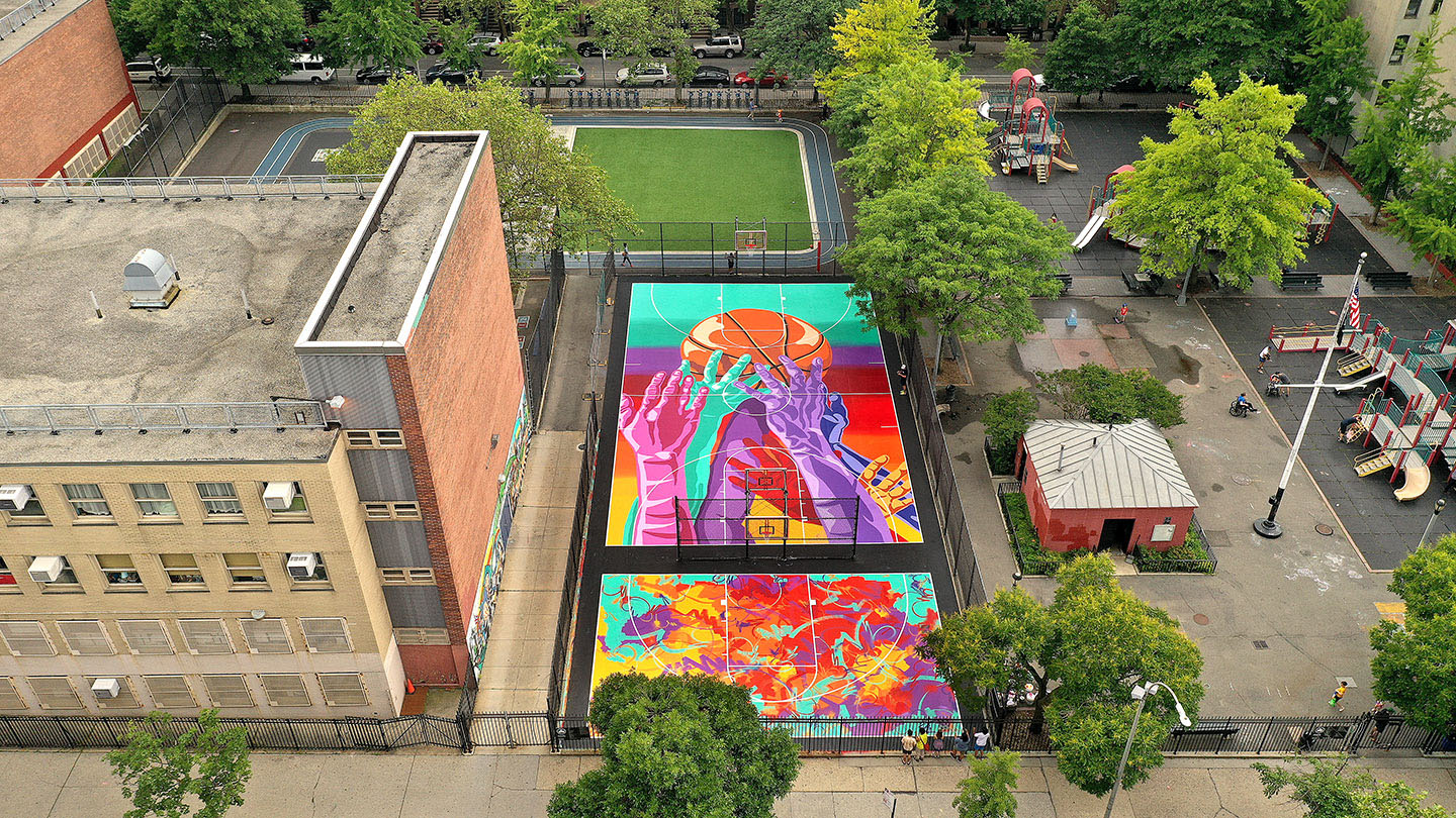 a2db71edf44 MADSTEEZ, Together As ONE June 18, 2019 to June 17, 2020. Park Slope  Playground, Brooklyn Map/Directions (in Google Maps)