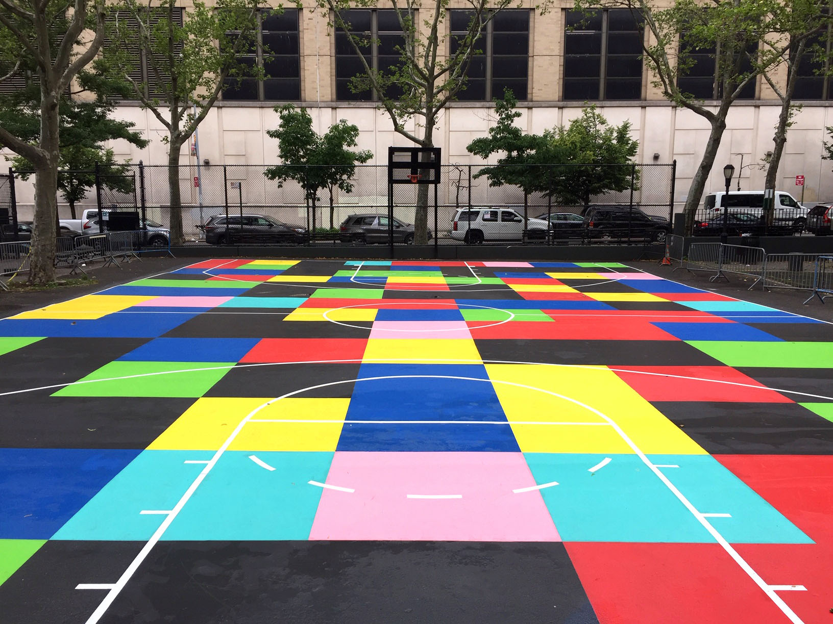 Art in the Parks Current Exhibitions : New York City