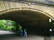 John Morton, Central Park Sound Tunnel