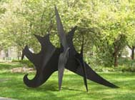 Alexander Calder, Jerusalem Stabile