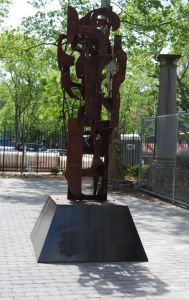 Robert Sestok, First Street Iron, Courtesy of the artist