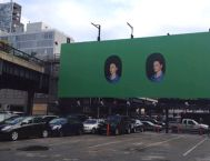 Elad Lassry, Women (065, 055), 2012. Courtesy Friends of the High Line.