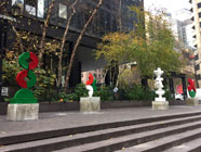Mazeredo, Dialogue, photo courtesy of NYC Parks